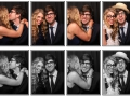 Horizontal Photo Booth Strip