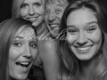 Rod Stewart and Penny Lancaster Photo Booth