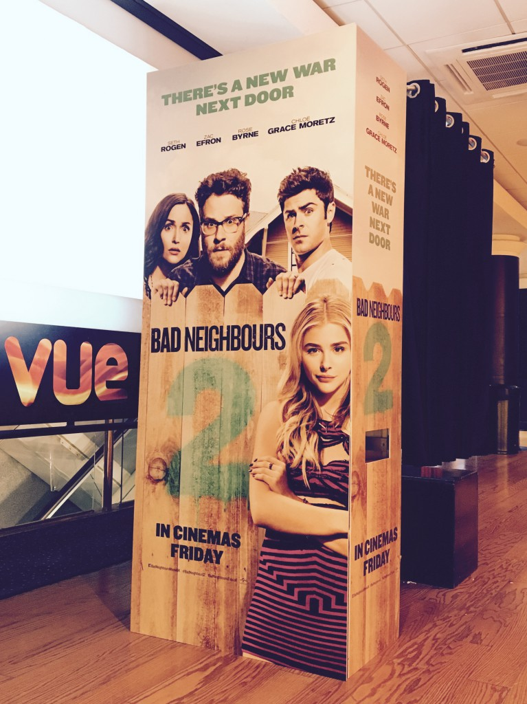 Bad Neighbours 2 Photo Booth